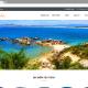 Thiết kế website du lịch Quy Nhơn
