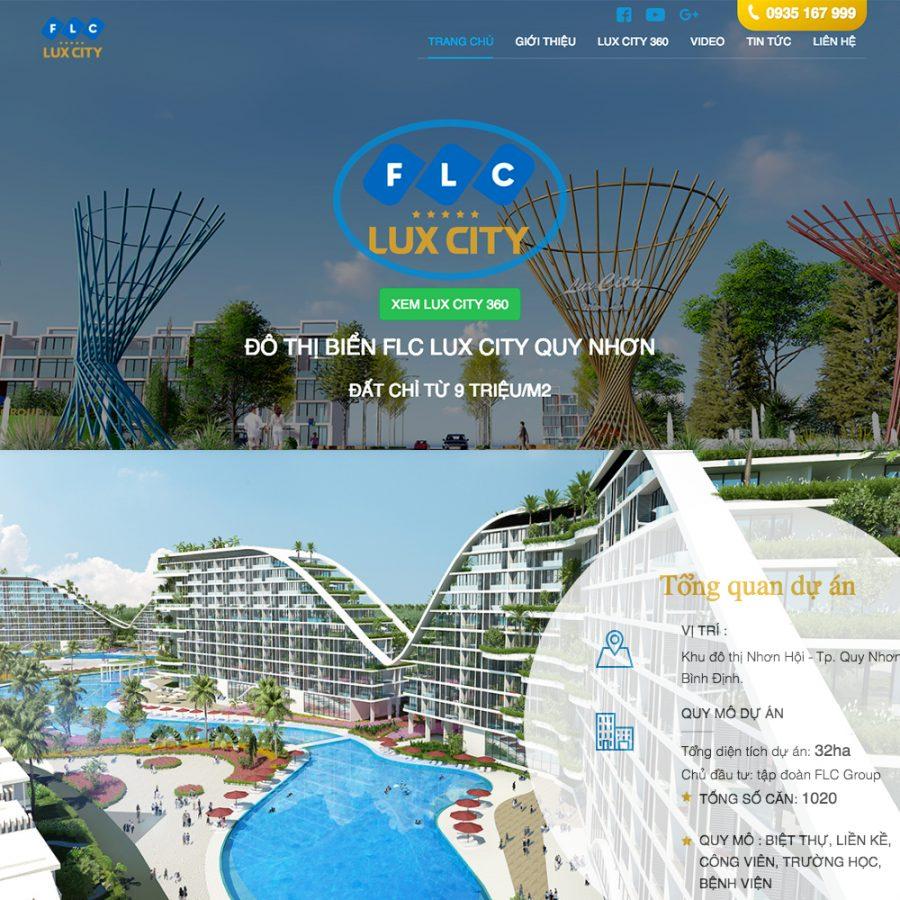 FLC Lux city Quy Nhơn