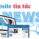 Thiết kế website tin tức tạp chí online tại quy nhơn