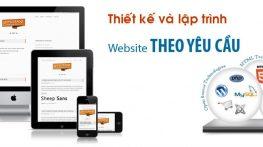 thietkewebtheoyeucau