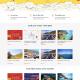 Website Phương Mai Tourist
